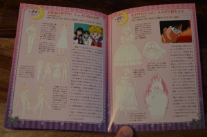 Sailor Moon Japanese Blu-Ray Vol. 1 - Booklet - Episodes 21 and 22