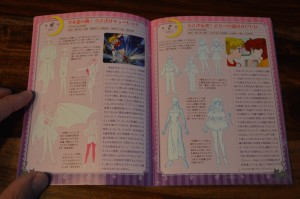 Sailor Moon Japanese Blu-Ray Vol. 1 - Booklet - Episodes 6 and 7
