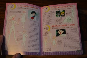 Sailor Moon Japanese Blu-Ray Vol. 1 - Booklet - Episodes 8 to 10