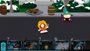 South Park: Phone Destroyer - Princess Kenny with Sailor Moon's Moon Stick