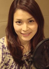 Yuko Kaida - The Japanese voice of Wonder Woman