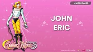 John Eric as Tiger's Eye