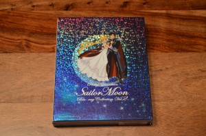 Sailor Moon Japanese Blu-Ray Collection Volume 2 - Back