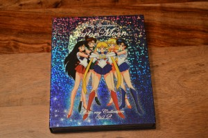Sailor Moon Japanese Blu-Ray Collection Volume 2 - Cover