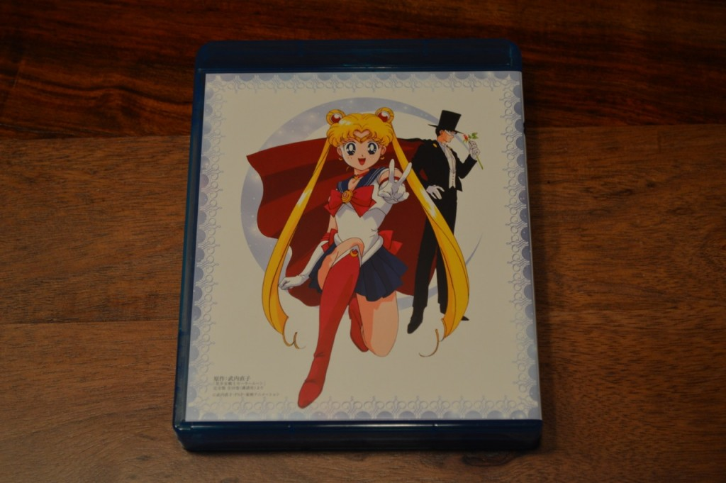 Sailor Moon Japanese Blu-Ray Collection Volume 2 - Inside back