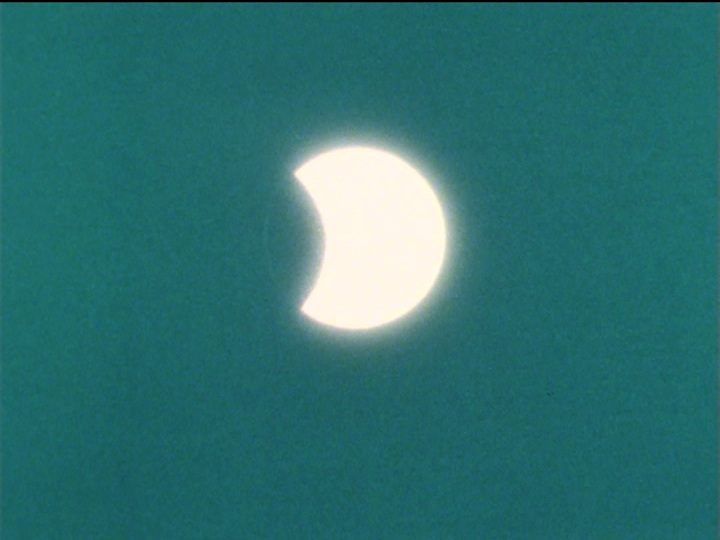 Sailor Moon SuperS episode 128 - Partial solar eclipse