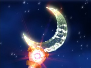 Live Action Pretty Guardian Sailor Moon Act 1 - The Moon Stick