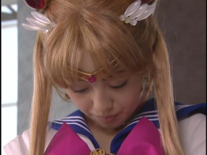 Live Action Pretty Guardian Sailor Moon Act 1 - Sailor Moon