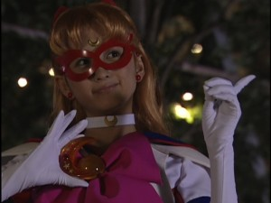 Live Action Pretty Guardian Sailor Moon Act 1 - Sailor V