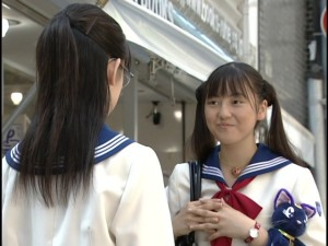 Live Action Pretty Guardian Sailor Moon Act 2 - Ami and Usagi