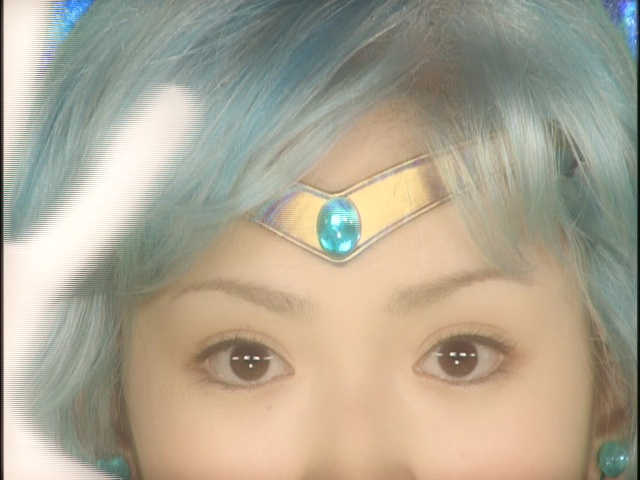 Live Action Pretty Guardian Sailor Moon Act 2 - Sailor Mercury
