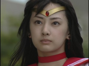 Live Action Pretty Guardian Sailor Moon Act 3 - Sailor Mars