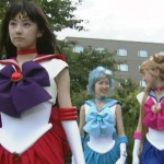 Live Action Pretty Guardian Sailor Moon Act 3 - Sailor Mars, Mercury and Moon