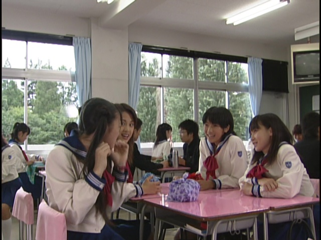 Live Action Pretty Guardian Sailor Moon Act 3 - Umino?