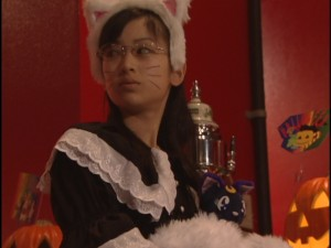 Live Action Pretty Guardian Sailor Moon Act 4 - Ami as a cat