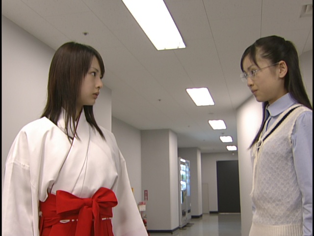 Live Action Pretty Guardian Sailor Moon Act 4 - Rei and Ami