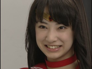 Live Action Pretty Guardian Sailor Moon Act 4 - Sailor Mars