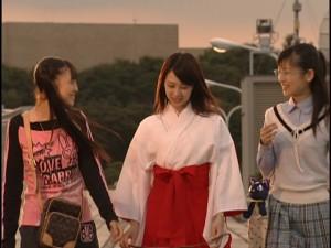 Live Action Pretty Guardian Sailor Moon Act 4 - Usagi, Rei and Ami