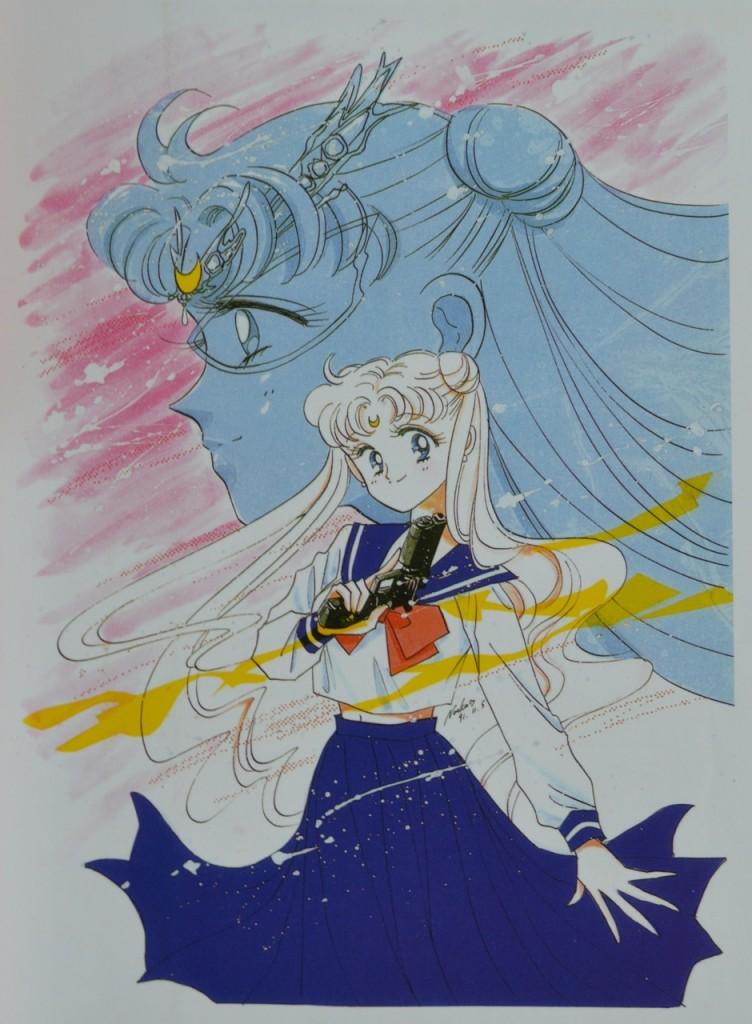 Usagi with a gun