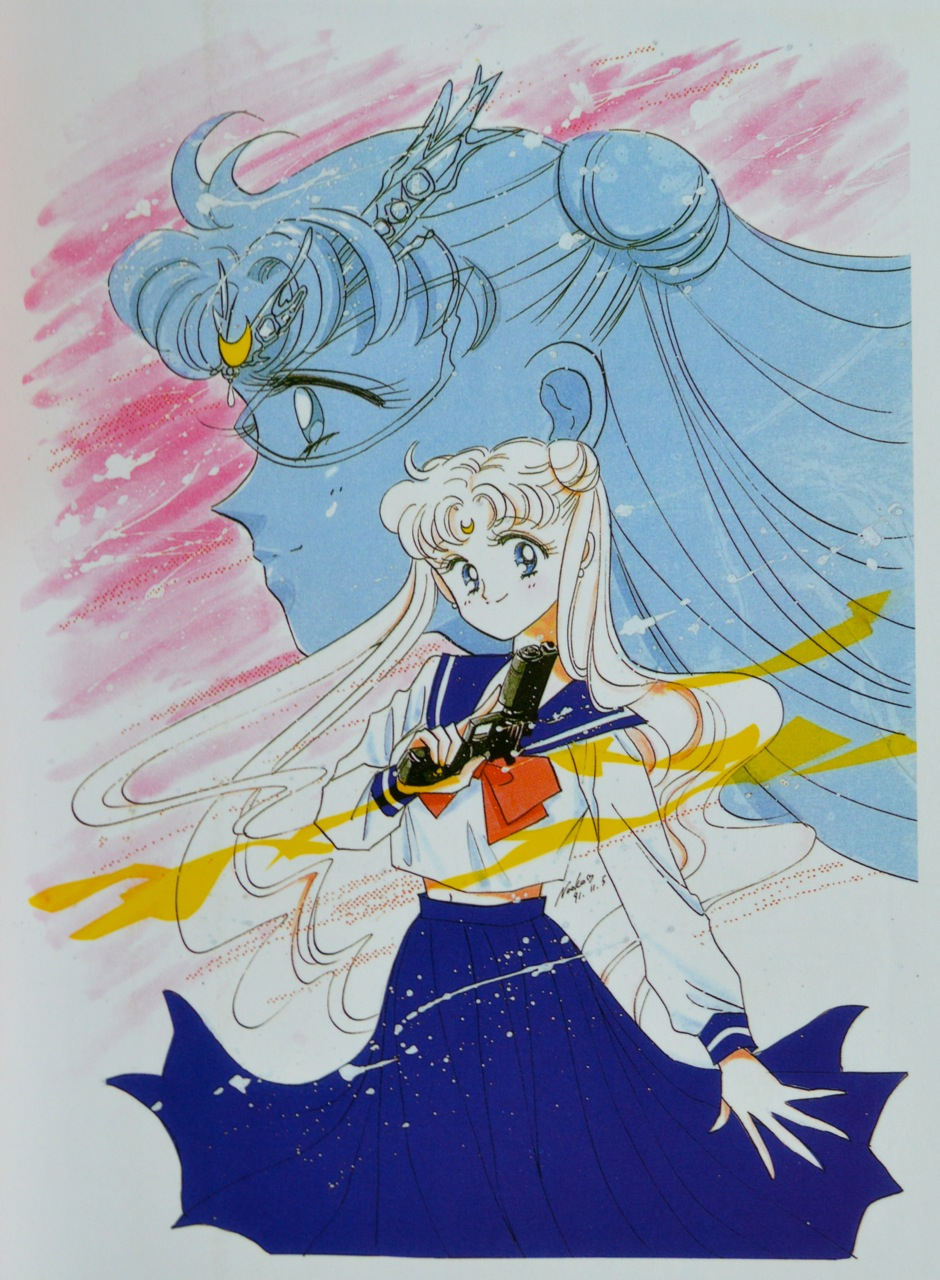 October | 2017 | Sailor Moon News