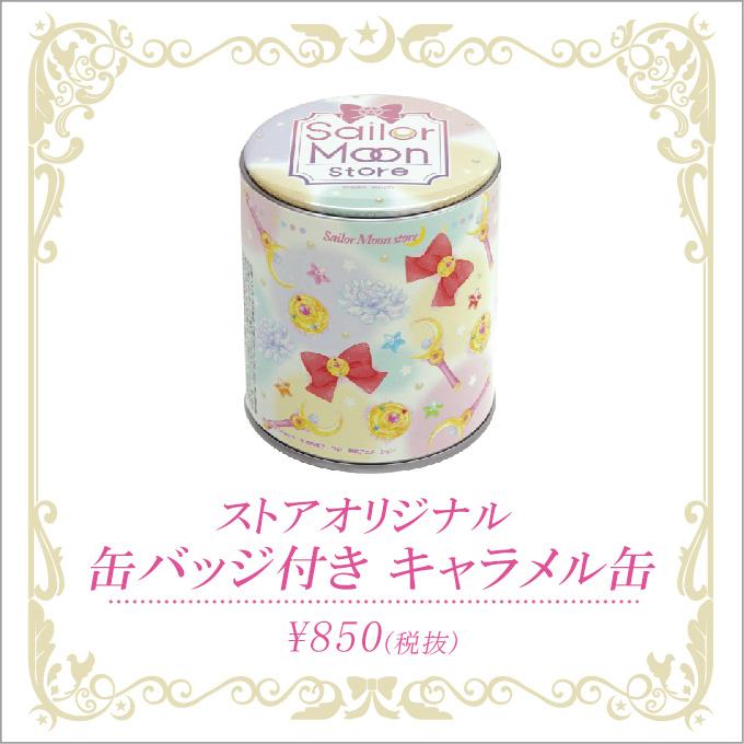Sailor Moon Store - Tin