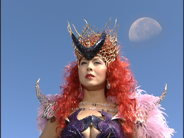 Live Action Pretty Guardian Sailor Moon Act 10 - Queen Beryl