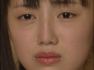 Live Action Pretty Guardian Sailor Moon Act 10 - Usagi cries thinking about her mother
