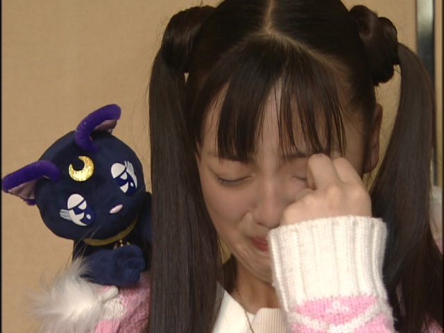 Live Action Pretty Guardian Sailor Moon Act 10 - Usagi crying about her mother