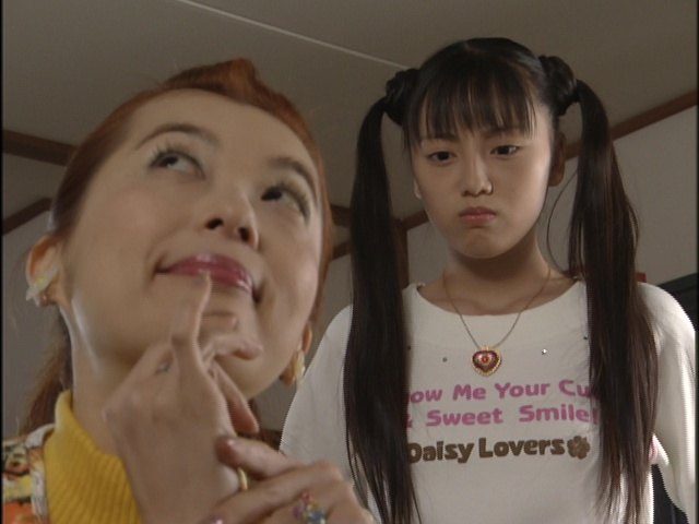 Live Action Pretty Guardian Sailor Moon Act 10 - Usagi fights with her mother