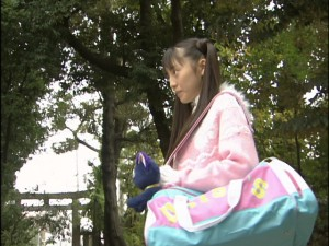 Live Action Pretty Guardian Sailor Moon Act 10 - Usagi running away from home
