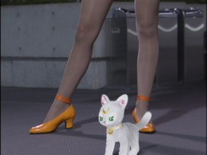 Live Action Pretty Guardian Sailor Moon Act 12 - Artemis and Sailor Venus