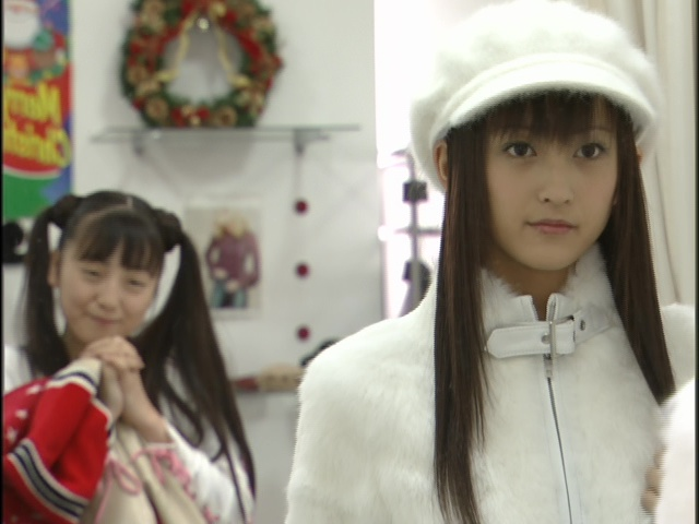 Live Action Pretty Guardian Sailor Moon Act 12 - Minako tries on clothes