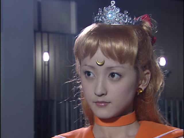 Live Action Pretty Guardian Sailor Moon Act 12 - Princess Sailor Venus