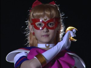 Live Action Pretty Guardian Sailor Moon Act 12 - Sailor V