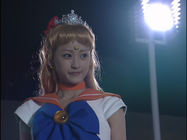 Live Action Pretty Guardian Sailor Moon Act 12 - Sailor Venus