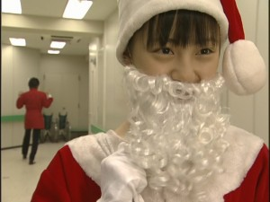Live Action Pretty Guardian Sailor Moon Act 12 - Usagi as Santa Claus