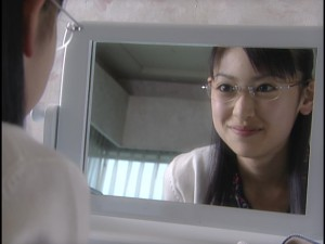Live Action Pretty Guardian Sailor Moon Act 5 - Poser Ami with her fake glasses