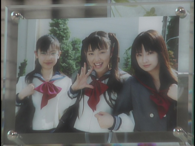 Live Action Pretty Guardian Sailor Moon Act 5 - A photo of Ami, Usagi and Rei
