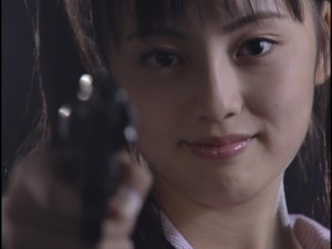 Live Action Pretty Guardian Sailor Moon Act 5 - Usagi shoots Ami