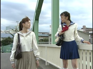 Live Action Pretty Guardian Sailor Moon Act 6 - Makoto and Usagi