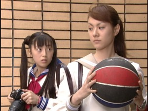 Live Action Pretty Guardian Sailor Moon Act 6 - Makoto defends Usagi