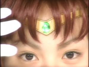 Live Action Pretty Guardian Sailor Moon Act 6 - Sailor Jupiter transforms