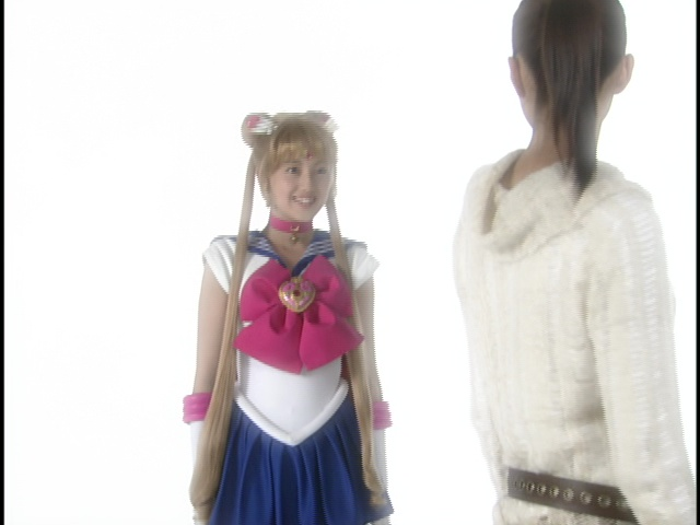 Live Action Pretty Guardian Sailor Moon Act 6 - Sailor Moon comes to Makoto's assistance