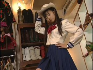 Live Action Pretty Guardian Sailor Moon Act 6 - Usagi the cowboy