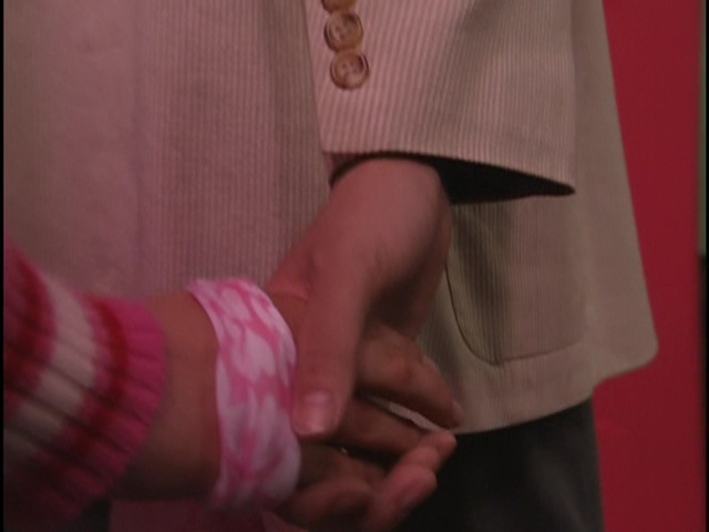 Live Action Pretty Guardian Sailor Moon Act 7 - Mamoru doesn't mess around when it comes to holding hands
