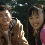Live Action Pretty Guardian Sailor Moon Act 7 - Motoki and Usagi on a boat