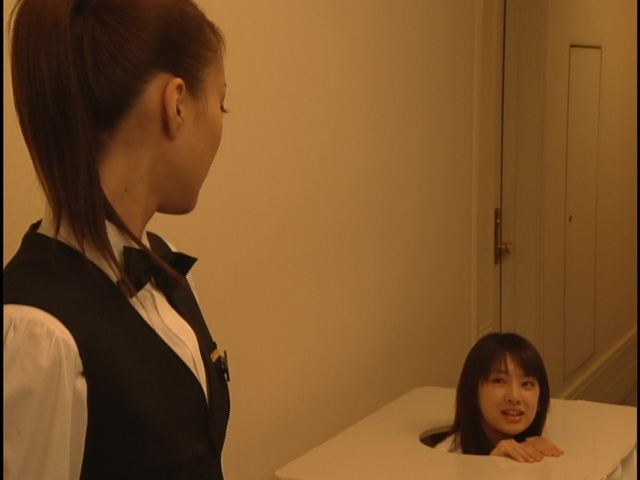 Live Action Pretty Guardian Sailor Moon Act 8 - A vandalized room service cart