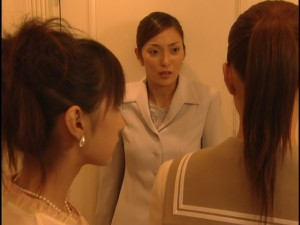 Live Action Pretty Guardian Sailor Moon Act 8 - Makoto threatens a lady
