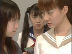 Live Action Pretty Guardian Sailor Moon Act 8 - Rei and Makoto fight