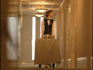 Live Action Pretty Guardian Sailor Moon Act 8 - Room service Makoto